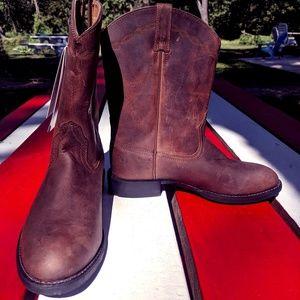 Ariat Ladies Heritage Roper Boot
